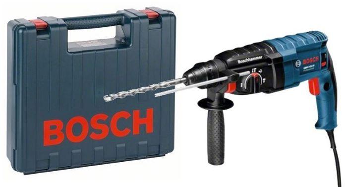Bosch GBH 2 24 D Bosch GBH 2 24 D Bohrhammer SDS plus für 129,90€ (statt 147€)