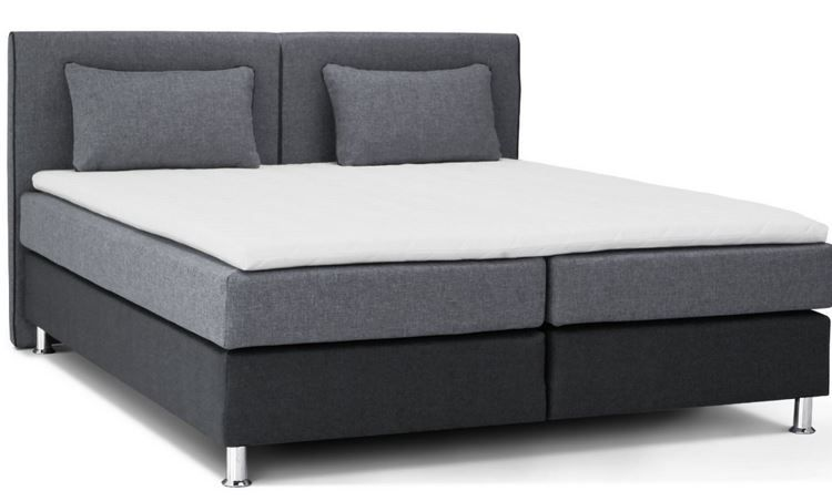 Boxspringbett Boston B famous Boxspringbett Boston 180 x 200 cm  für nur 599,90€