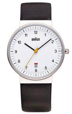 Braun Herren Analog Armbanduhr XL für 67,73€ (statt 92€)