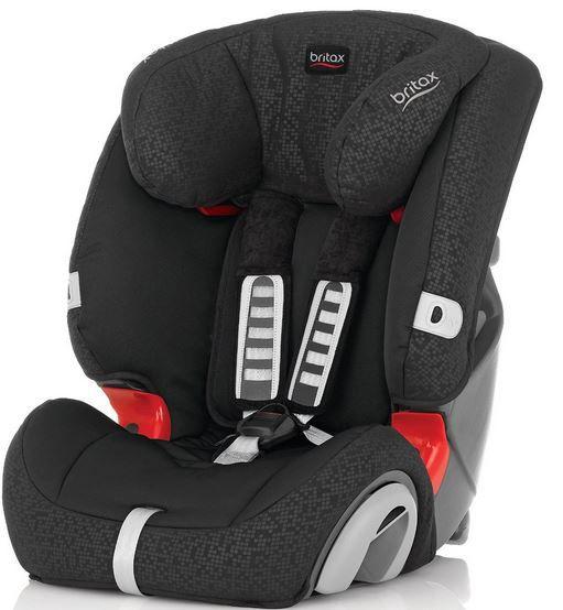 britax römer Evolva 123   Kinder Autositz für 114,95€ (statt 140€)