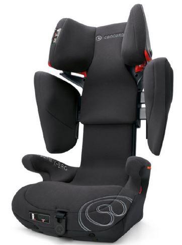 CONCORD Transformer X Bag Kindersitz in Midnight Black statt 199€ für nur 99,99€
