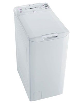 Candy EVOT 12071D Waschmaschine Toplader für 269,90€ (statt 325€)
