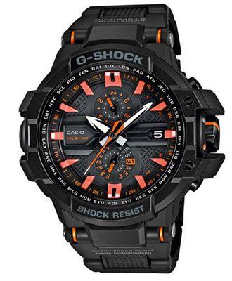 Casio G Shock Herrenuhr mit Gravity Defier für 314,10€ (statt 409€)