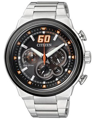 Citizen Sport Citizen Sport Herrenuhr Chronograph für 126,65€ (statt 169€)