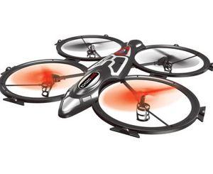 Jamara 038585 Quadrocopter mit HD Kamera für 154€