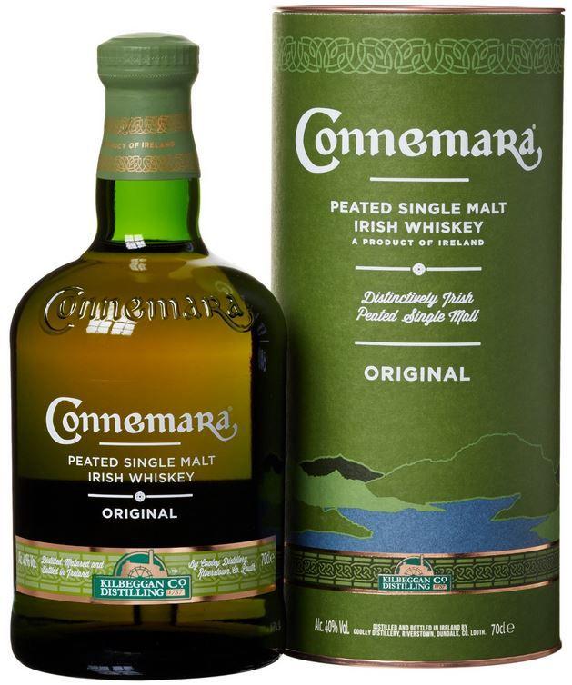 Connemara Peated Single Malt Irish Whiskey für 19,99€ [Prime] (statt 25€)