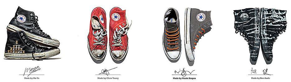 CONVERSE Sneaker Sale mit bis zu 65% Rabat bei Amazons BuyVIP