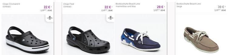Crocs Sale mit bis zu 75% Rabatt
