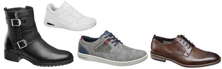 Deichmann mit bis 50% Rabatt auf Damen, Kinder und Herren Schuhe im eBay Sale