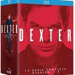 Wieder da! Dexter – die komplette Serie auf Blu-ray mit dt. Tonspur für 32,57€ (statt 54€)