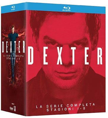 Dexter   die komplette Serie auf Blu ray für 54,94€ (statt 66€)