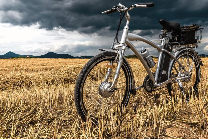 E Bike mit Gepäckträger Der große E Bike Ratgeber