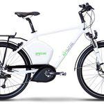Ehline Diamant Special Pedelec 26 Zoll E-Bike für 934€ (statt 1.399€) – HOT!