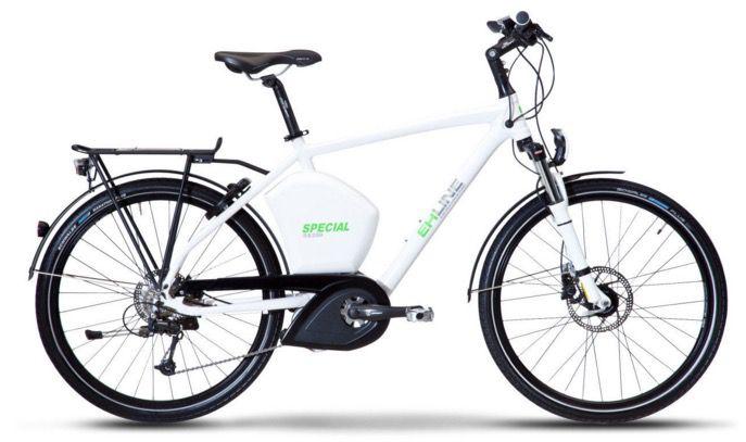 Ehline Diamant Special Pedelec 26 Zoll E Bike für 934€ (statt 1.399€)   HOT!