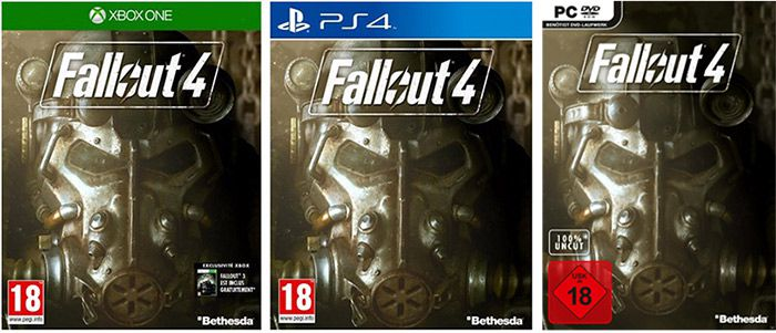 Fallout 4 (PS4, PC & Xbox One) ab 14,99€