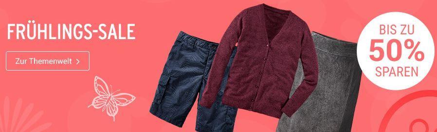 Frühöingssale Tchibo mit bis zu 50% Rabatt auf ausgewählte Artikel   Fashion, Deko, Garten ...
