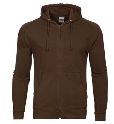 James & Nicholson French Terry Kinder Sweatjacke für 6,46€ (statt 43€ ?)