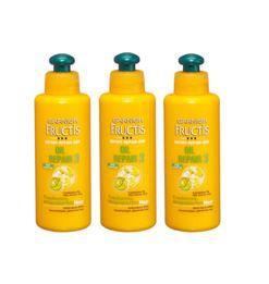 Garnier Fructis   Oil Repair Sofort Kur 3er Pack (3 x 200 ml) ab 3,75€