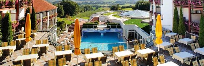 3 5 Tage Bad Griesbach (Bayern) im 4* Hotel mit Halbpension + Wellness ab 149€ p.P.