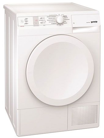 Gorenje D 8790 EU Wärmepumpentrockner 8kg für 349€ (statt 589€)