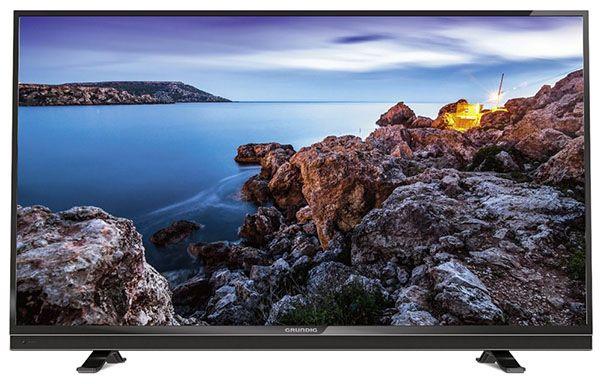 Grundig 55 VLE 8510 BL   55 Zoll Full HD Fernseher für 499€ (statt 590€)