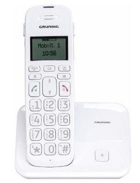 Grundig D530 Grundig D530 DECT Schnurlostelefon für 19,95€ (statt 32€)