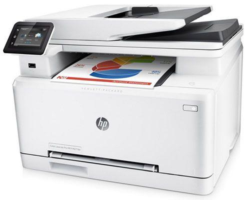 HP LaserJet Pro MFP M277dw Laser Multifunktionsdrucker für 269,90€ (statt 300€)