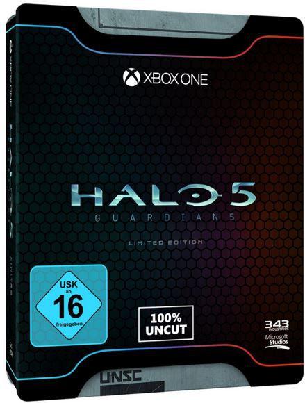 Halo 5: Guardians Limited Edition (Xbox One) für 24,50€ (statt 35€)