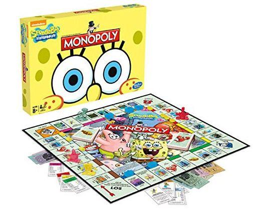 Hasbro Monopoly SpongeBob Edition ab 12,10€ (statt 25€)
