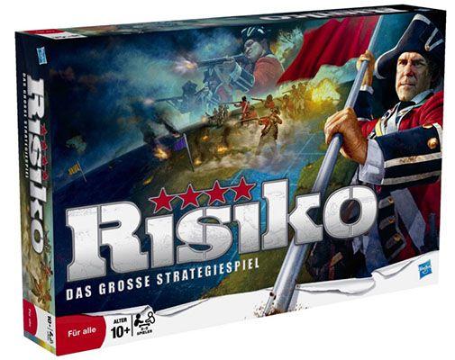 Hasbro Risiko ab 23,99€ (statt 31€)