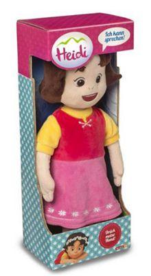 Heidi Puppe Sprechende Heidi Plüsch Puppe 40cm ab 7,85€ (statt 14€)