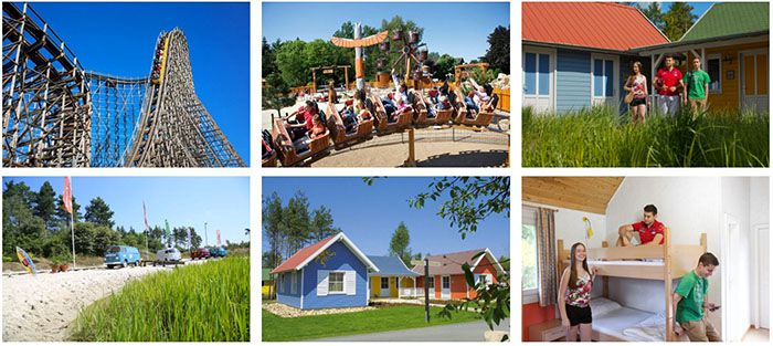 Holiday Camp 2 3 Tage Heide Park Soltau + Holiday Camp mit HP ab 79€ p.P.