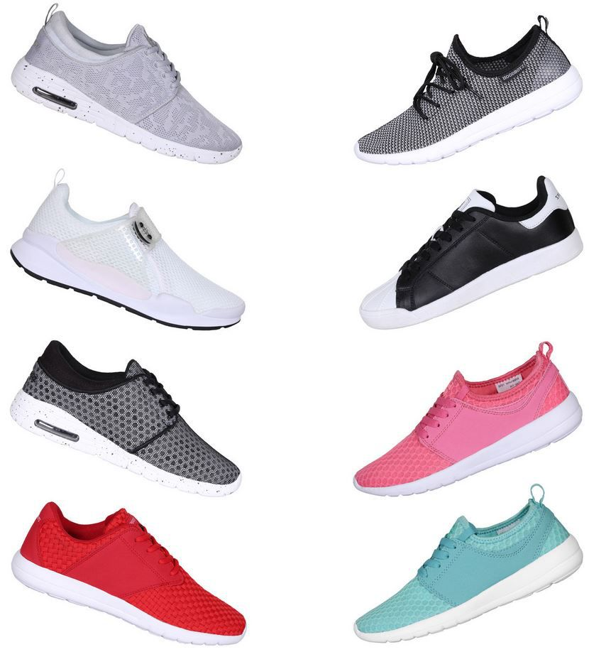 Hoodboyz Herren und Damen Sneaker für je Paar 24,90€
