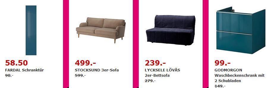 IKEA   Rausverkauft mit sehr guten Angeboten