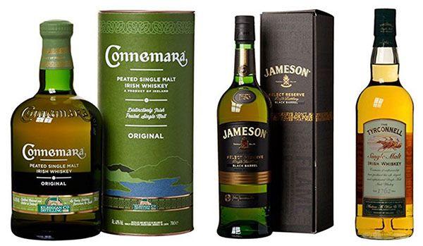 Irischer Whiskey mit bis zu 30% Rabatt bei Amazon