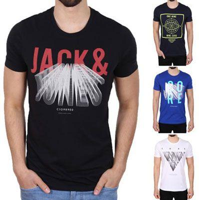 Verschiedene Jack & Jones Shirts für je 9,90€