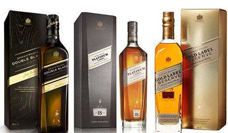 Johnnie Walker Whisky günstig als Amazon Tagespreis