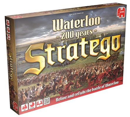 Jumbo Stratego Waterloo Brettspiel ab 15,30€ (statt 33€)