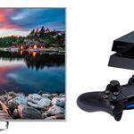 Playstation 4 + 65 Zoll Sony Bravia KDL-65W857C für 1.599€ (statt 1.891€) – KNALLER!