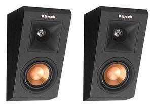 Schnell! 2 Klipsch RP 140SA Lautsprecher für 349€ (statt 594€)
