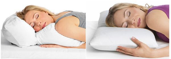 Secret Comfort oder Vitalmaxx Komfortkissen für je 15,99€