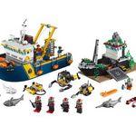 LEGO City – 60095 Tiefsee-Expeditionsschiff für 52,93€ (statt 70€)