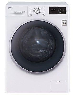 Vergriffen! LG F 14U2 VDN1H Waschmaschine A+++ für 333€ (statt 417€)