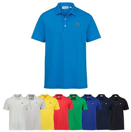 Lacoste Polohemden Lacoste Polohemden für je 40€ (statt 50€)   2 Stück für 70€