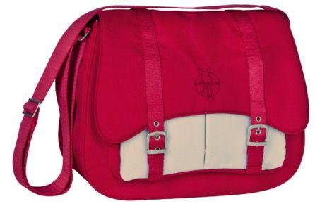 Lässig Casual Courier Wickeltasche für 29,99€ (statt 60€)