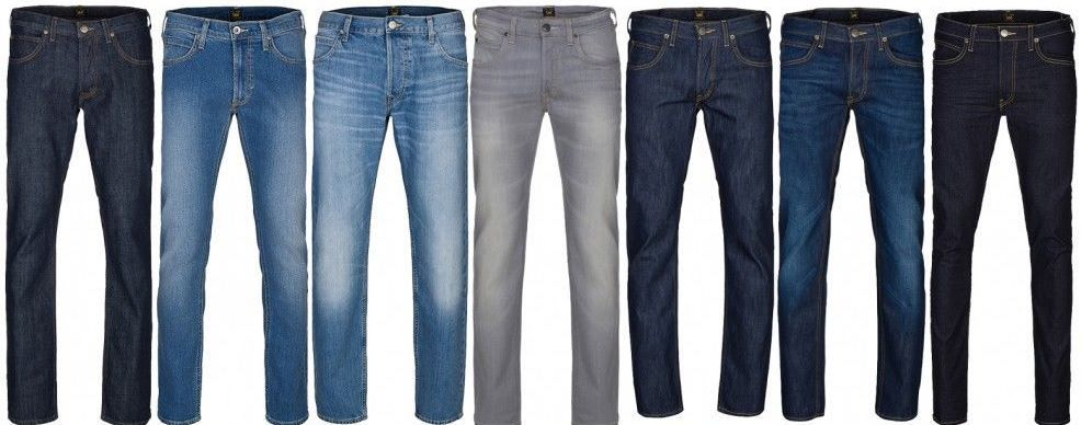 Lee Clubwear Denim Herren Jeans für 23,99€