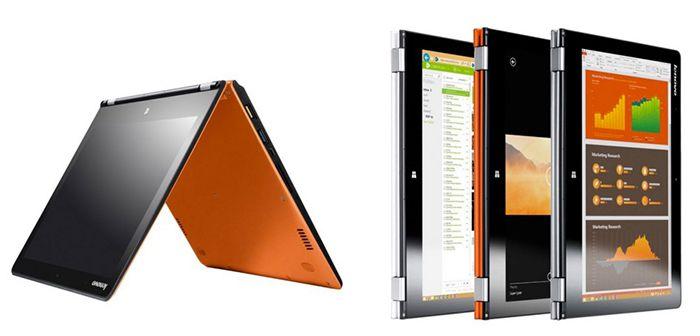 Lenovo Yoga 3   11,6 Zoll Full HD Convertible Ultrabook für 499,90€ (statt 624€)