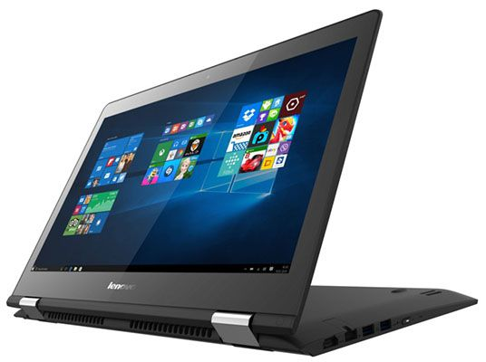 Lenovo Yoga 500 14IBD Lenovo Yoga 500 14IBD   14 Zoll Ultrabook mit Win 10 für 429€ (statt 544€)