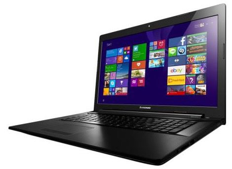 Knaller! 17 Zoll Lenovo Z70 80 Notebook mit Win 10 für 553,99€ (statt 738€)