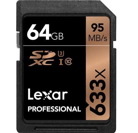Lexar 64 GB ULTRA